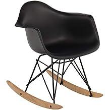 SKLUM Chaise A Bascule IMS Kids Noir