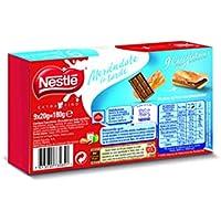 Nestlé Extrafino Choco Meriendas Chocolate con Leche - Estuche 10 x ...