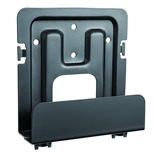 erselle Halterung für Media Player, Festplatten, Kabel, Satboxen schwarz ()