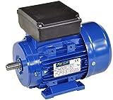 Pro-Lift-Werkzeuge 1-Phasen Drehstrommotor 0,55 kW 230 V Elektromotor 2790 U/min Industriemotor electric motor B3 Drehstrom 550W