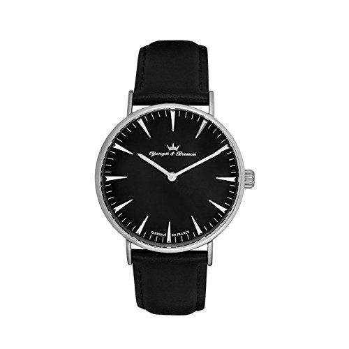 Orologio uomo Yonger & Bresson nera–HCC 075-aa