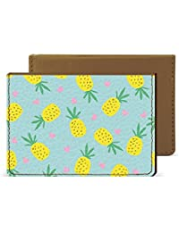 Pineapple Love Credit Card Wallet By Robobull