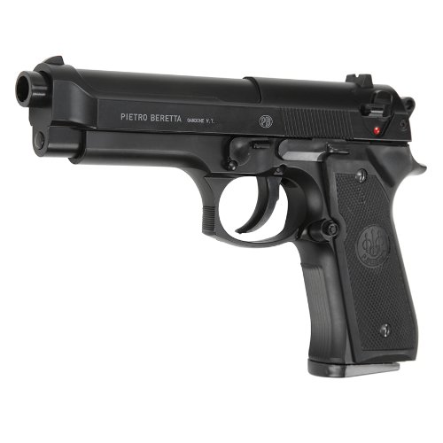 BERETTA M92 WORLD DEFENDER 25161 - PISTOLA DE AIRSOFT (MAX  0 5 J)
