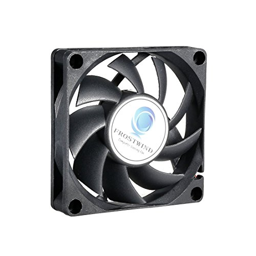 ZCHXD 70mm CPU Fan High Speed CPU Cooler 70 mm PWM Computer Cooling Fan with 4-Pin Connector