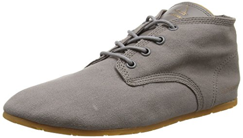 Eleven ParisBasclassic - Sneaker Unisex - Adulto , Grigio (Gris (Charcoal)), 37