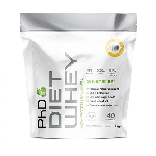 PHD Diet Whey, 2.2 lb, 1000 g