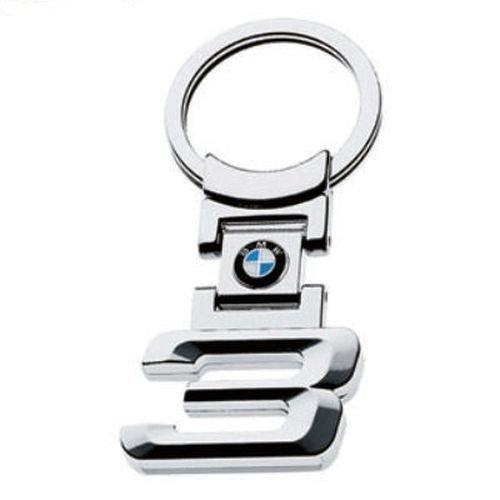 Preisvergleich Produktbild Original BMW 3er 3 er Schlüsselanhänger Anhänger mit Geschenkbox