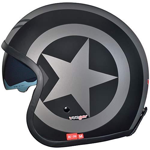 rueger-helmets RC-590 ,Jethelm