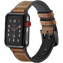 91b7132af45e SUPERSUN para Correa Apple Watch 42mm Cuero