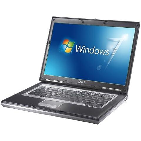 Portátil Dell D630 Core Duo@1.83 Ghz 2Gb Ram 80Gb Disco Puerto serie