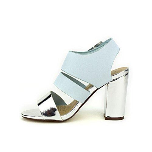 Chiaro Blu Cmodana Sandalo Blu Donna Scarpe Cendriyon dXwxF7q7Z