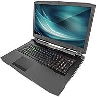 Code Matrix Ig-2, Intel® Core™ i9-9900K (3,6 GHz), 32 GB RAM DDR4, NVIDIA® GeForce® GTX 1080 de 8 GB GDDR5, Vortex: 17,3″ 4K IPS LED, 1 TB SSD.