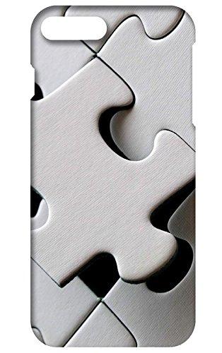 Back cover for Apple iPhone 8 plus | Designer case |Puzzle-Puzzles-Part-shape-Game iPhone 8 plus case| 3D Premium quality (Multicolor, Matte Finish,Poly-Carbonate hard plastic)