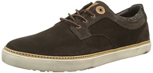 TBS Beretta, Chaussures Lacées Homme Marron (Mustang)