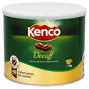 Kenco Decaff Freeze Dried Instant Coffee 500g from Kenco