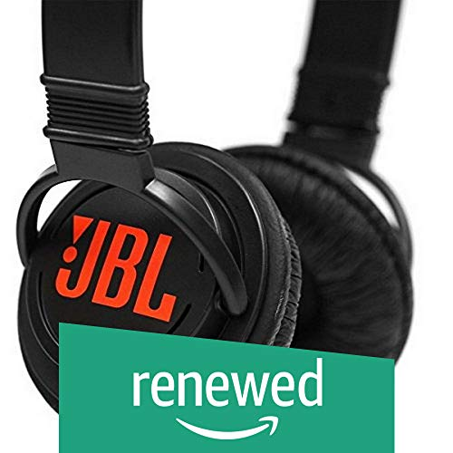 (Renewed) JBL T250SI On-Ear Headphone (Black)
