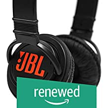 (Renewed) JBL T250SI On-Ear Headphone (Black)