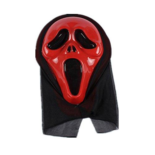 Lustige Halloween Masquerade Horror Nacht Make-up Kostüme Gesichtsmaske # 15
