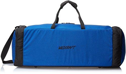 Wildcraft Sleek Large Polyester 81.3 cms Blue Softsided Travel Duffle...