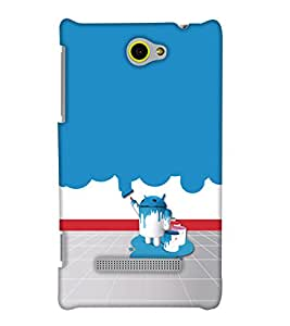 PrintHaat Designer Back Case Cover for HTC Windows Phone 8S :: HTC 8S :: Graphical design