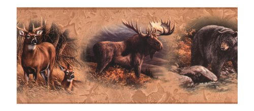 york-wallcoverings-lake-forest-lodge-wd4305b-north-american-animal-border-golden