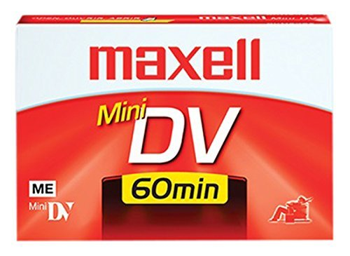 Maxell 298017 DVM-60, Single
