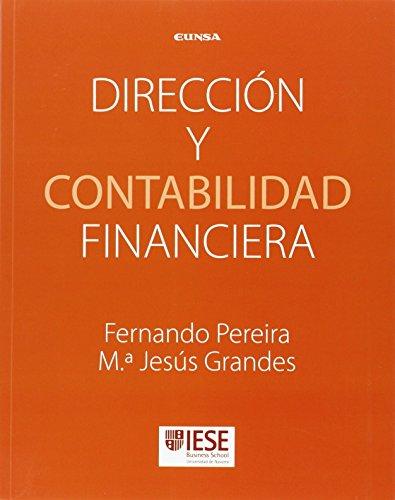 DIRECCIÓN Y CONTABILIDAD FINANCIERA por Fernando Pereira Soler