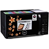 Godrej 20 L Grill Microwave Oven (GME 720 GF1 PZ, Coral Blossom)