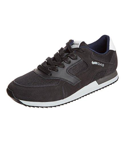 Scarpe da ginnastica GAS Footwear.DORAEMON, colore: nero., Nero (nero), 44