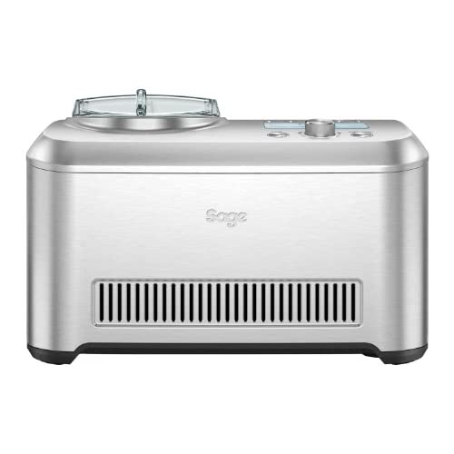 41vtfJKmwiL. SS500  - Sage BCI600UK the Smart Scoop Ice Cream Maker - Silver