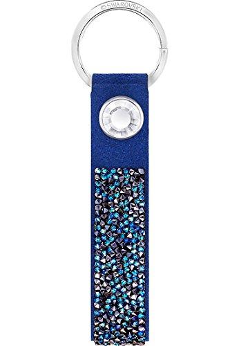 Swarovski 5352913 - portachiavi, colore blu