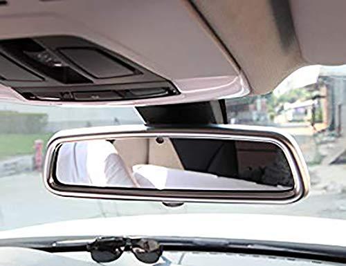 Voiture Rétroviseur intérieur Cover Trim Accessoires pour série 3 4 F30 X3 F25 X5 F15 X6 F16