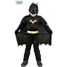Disfraz de Black Hero infantil talla 3-4 años