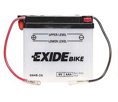 Exide 6N4B-2A Bike MIT Fresh Pack 6V 4AH 10A