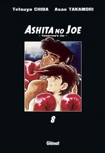 Ashita no Joe Vol.8 par TAKAMORI Asao