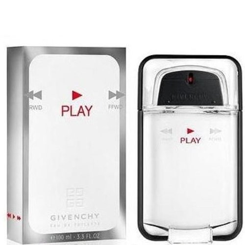 Givenchy PLAY For Men Eau De Toilette Spray 50ml (1.7 Fl.Oz) EDT Cologne (Men Givenchy-play For)