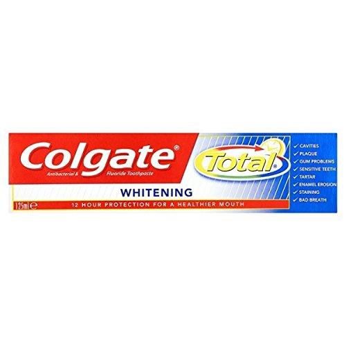Colgate Total Advanced Whitening Toothpaste 125ml