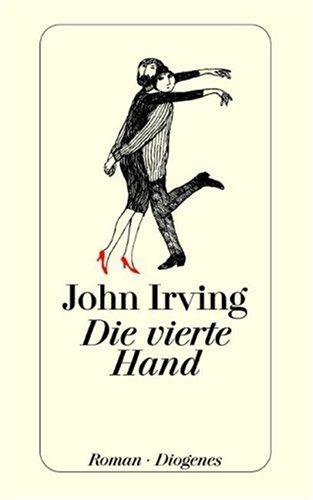 Buchseite und Rezensionen zu 'Die vierte Hand' von John Irving