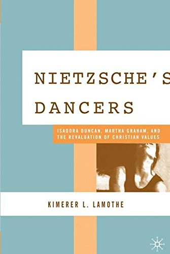 Nietzsche's Dancers: Isadora Duncan, Martha Graham, and the Revaluation of Christian Values por Kimerer L. Lamothe