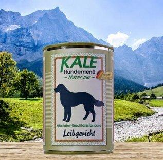 Kale Leibgericht Nassfutter Hunde (12 x 400g)