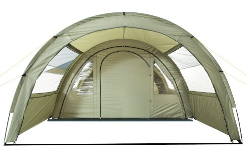 Zoom IMG-3 campfeuer tenda a tunnel con