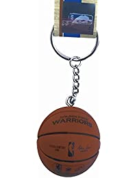 Basketball Key Tag (Golden State Warriors)
