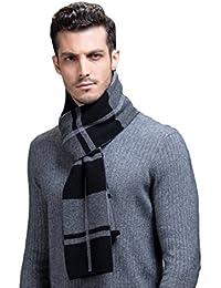 37a8fe10e18 Amazon.fr   echarpe homme laine   Vêtements