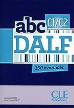 ABC DALF - Niveaux C1/C2 - Livre + CD de Isabelle Barrière