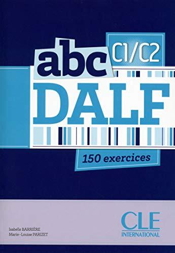 ABC DALF - Niveaux C1/C2 - Livre + CD par Isabelle Barrière