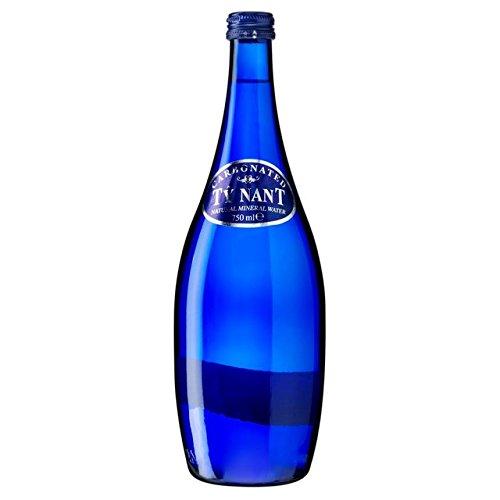 Ty Nant Sparkling Spring Water Glass Bottle 750ml