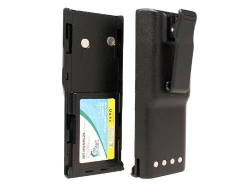 Ltr-batterie (2x Pack–Ersatzakku Motorola GTX LTR Portable Akku–Für Motorola HNN9628Zweiwege-Radio Akku (1800mAh, 7,5V, NiMH))