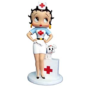 Figurine Betty Boop Infirmière