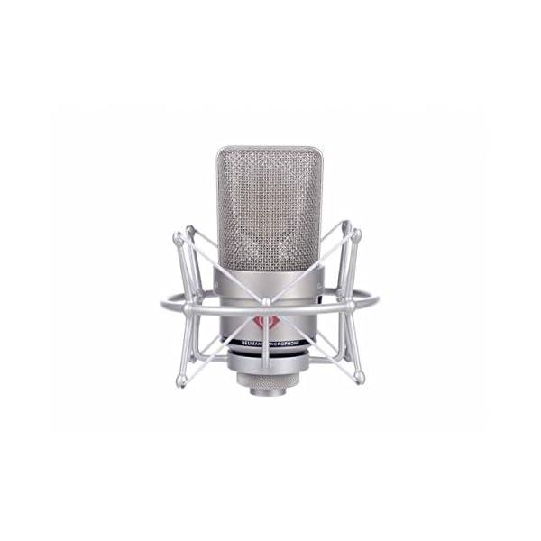 1 microfono NEUMANN EA Schockmounts, colore: nero