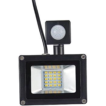 Libraries led pir security lights motion sensor light outdoor led super bright adjustable on time and motion sensor light outdoor led workwithnaturefo